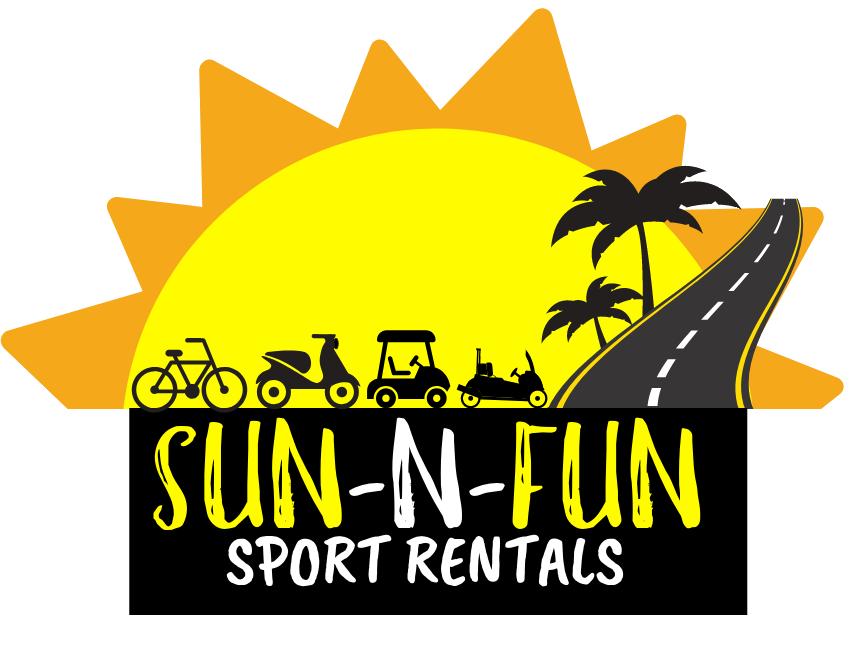 Sun N Fun Sport Rentals Logo